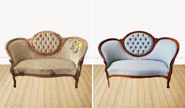 restaurar muebles victorianos